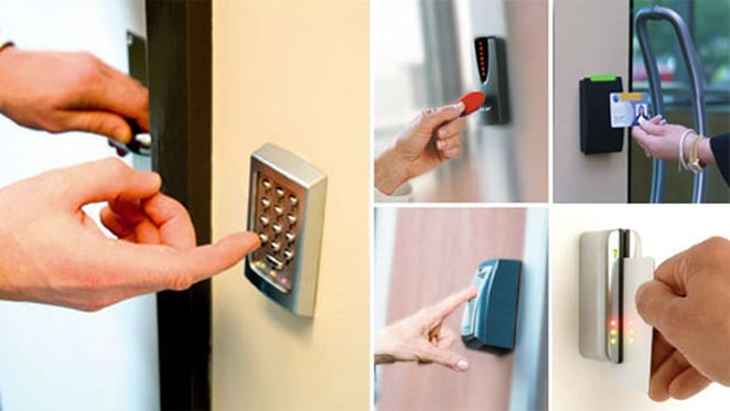 Protect your premises with Access Control